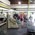 Fitness Plus new gym, ready for clients.