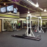 Fitness Plus. Overview of the new gym at 831 National Ave., Lexington KY 40502.