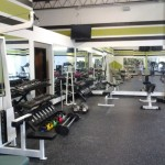 Fitness Plus. A workout space.