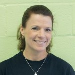 Amy Ball, personal trainer at Fitness Plus in Lexington, KY
