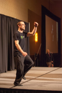 2014 Young Women LEAD Conference. Personal trainer Shane Burry. Life Fotos of KY photo.