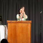 2014 Young Women LEAD Conference. Sheila Kalas, guest speaker. Life Fotos of KY photo.