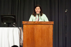 2014 Young Women LEAD Conference. Guest speaker Sheila Kalas from Fitness Plus. Life Fotos of KY photo.